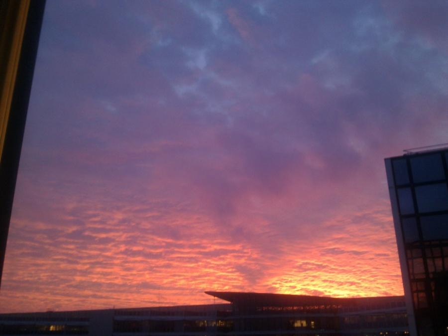 Morgenglühen