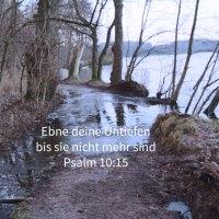 Der Böse suche seine Gesetzlosigkeit ( Psalm 10 )