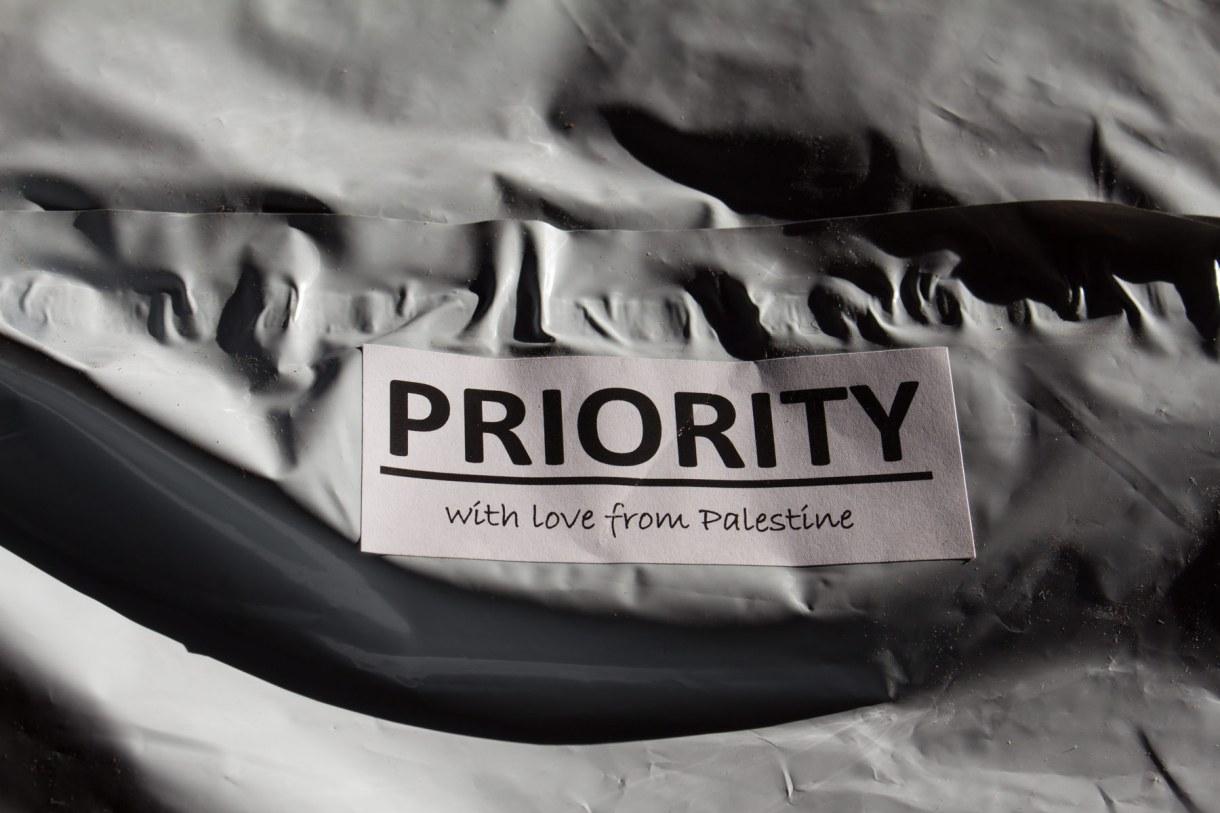 Palestine Agnes Fazekas